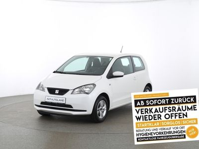 gebraucht Seat Mii 1.0 44 kW Chic Ecomotive | SHZ | RADIO |