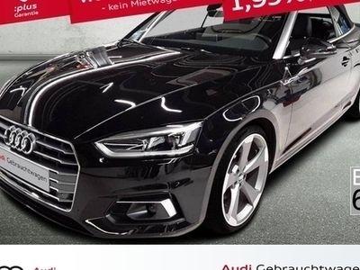gebraucht Audi A5 Cabriolet 40 TFSI sport S TRONIC LEDER ASSISTENT - Klima,Sitzheizung,Alu,Servo,