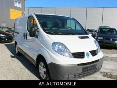 gebraucht Renault Trafic 2.0 dCi 115 FAP AHK + Klima + TÜV:12-2019