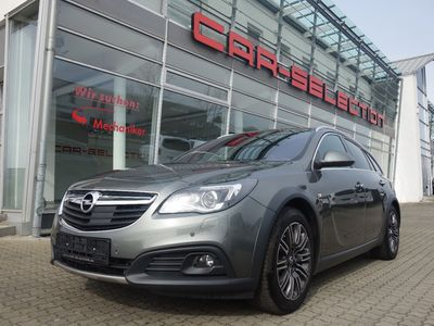 gebraucht Opel Insignia Country Tourer CT 2,0 Turbo 4x4 OPCLINE