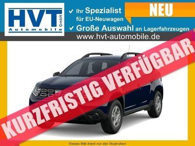 gebraucht Dacia Duster TCe 100 4x2 Ice Klima PDC !!!KURZFRISTIG!!!