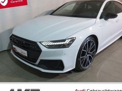 gebraucht Audi A7 Sportback S line 50 TDI HD-Matrix/virtC/ACC/Panod/