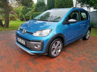 gebraucht VW cross up! up!beast up!Automatik