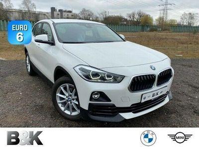 gebraucht BMW X2 sDrive 18iA DKG Navi,LED,Sportsitze,Tempo,Alu