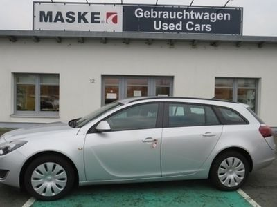 gebraucht Opel Insignia 1.6 CDTI Aut. Klima SHZ Navi Temp