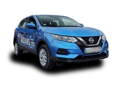 gebraucht Nissan Qashqai Visia Modellpflege AC Euro 6d-TEMP