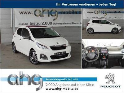gebraucht Peugeot 108 PureTech 82 Top! Allure