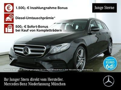 gebraucht Mercedes E300 T AMG Multibeam Burmester Distr. COMAND