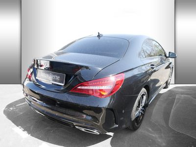 gebraucht Mercedes CLA200 AMG Line Night LED Navi PTS SHZ LED Navi