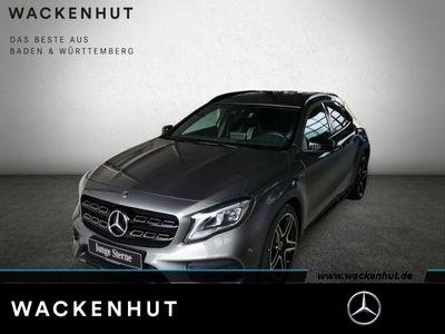 gebraucht Mercedes GLA200 PEAK AMG NIGHT+NAVI+SMARTPH.INTEGR.+LED