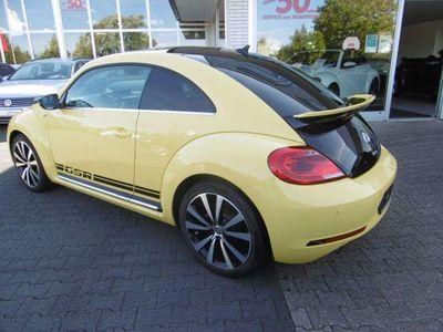 gebraucht VW Beetle GSR 2.0 TSI DSG NAVI / XENON / PANORAMA / KEYLESS