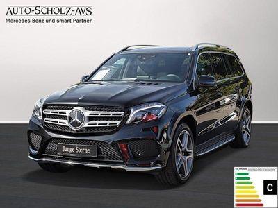 gebraucht Mercedes GLS350 d 4MATIC AMG+Comand+Fahrassist.