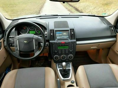 gebraucht Land Rover Freelander 4x4, Navi, Xenon, SHZ, Voll Leder