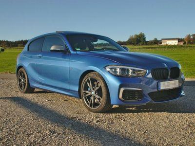 käytetty BMW M140 xDrive, HK LED DAB uvm,Garantie bis 22