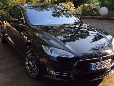 gebraucht Tesla Model S 85D Allradantrieb