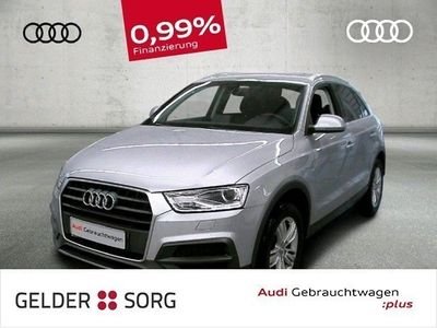 gebraucht Audi Q3 Design 1.4 TFSI Navi*DAB*Phone-Box*Sound-System*Privacy