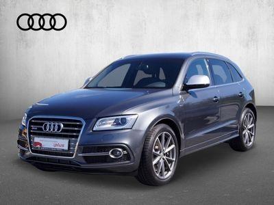 gebraucht Audi SQ5 3.0 TDI qu B&O Carbon MMI Navi DAB Privacy Xen