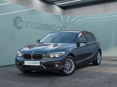 gebraucht BMW 118 118 dA Advantage NAVI+SHZ+KLIMAAUTO