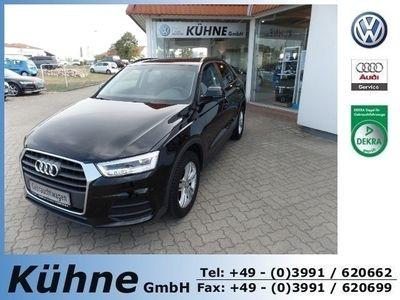 gebraucht Audi Q3 2.0 TDI, Geländewagen LED XENON ALU