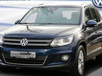 gebraucht VW Tiguan 2.0 TDI LIFE (Navi, Xenon, GRA)