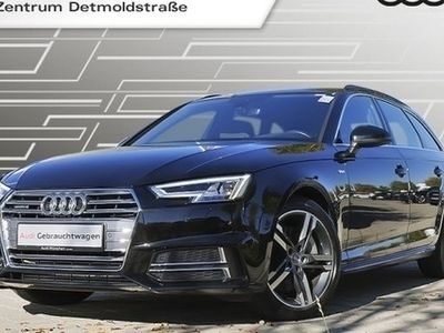 gebraucht Audi A4 Avant 3.0 TDI qu. S line LED Standhz. Navi PDCplu