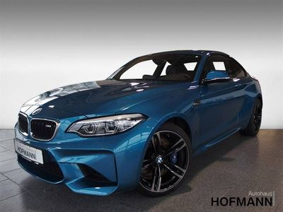 gebraucht BMW M2 Coupe DKG+HarmanKardon+el. Sitze+Kamera+DAB++