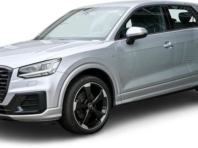 gebraucht Audi Q2 Q21.4 TFSI S line Sportpaket 19 Zoll Bluetooth