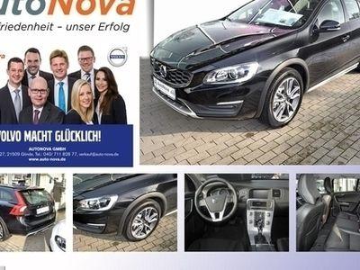 gebraucht Volvo V60 CC D4 AWD Plus Bi-Xenon Navi Stan