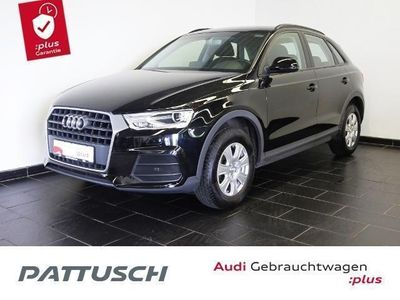 gebraucht Audi Q3 1.4 TFSI Navi Xenon Einparkhilfe plus