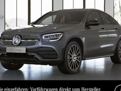 gebraucht Mercedes GLC220 d Cp. 4M AMG Line LED Night Kamera SpurPak