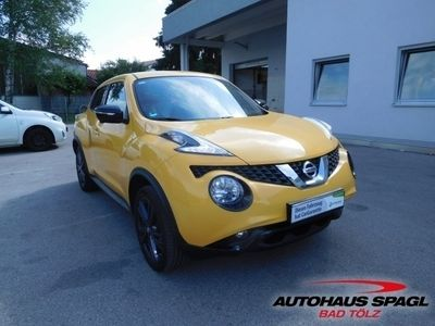 gebraucht Nissan Juke 1.2 DIG-T 360 4x2 StartStop Euro 6 (Klima el. Fens
