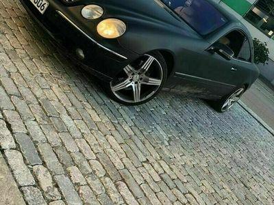gebraucht Mercedes CL500 Rechtslenker