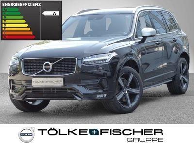 gebraucht Volvo XC90 R-Design AWD D5 AHK Voll-LED Luftfahrwerk