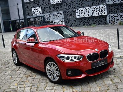 gebraucht BMW 125 i M-Sport*1.BESITZ*LEDER OYSTER*LED*SSD*TOP!