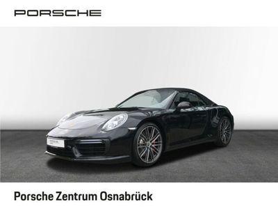 gebraucht Porsche 911 Turbo Cabriolet 991 Tempolimit Lenkradheizung