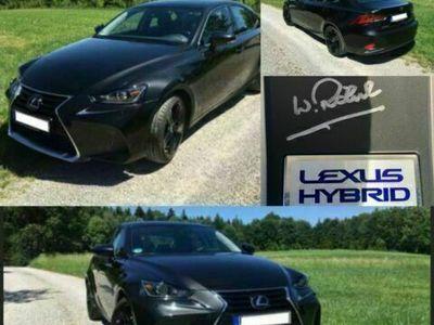 gebraucht Lexus IS300h Amazing 5 Jahre Garantie LED Navi PDC WL als Limousine in Backnang