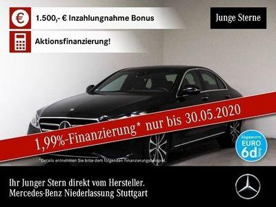 gebraucht Mercedes E300 EAvantgarde Fahrass WideScreen 360° Distr.