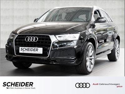 gebraucht Audi Q3 2.0 TDI 2x S Line Navi Xeon Klima LM19