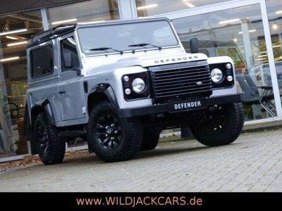 gebraucht Land Rover Defender 90 TD4 SE PREMIUM *1.HD* LEDER* STANDH.