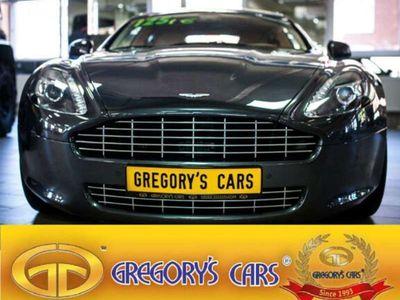 gebraucht Aston Martin Rapide V12 477hp 82t¤ T1 Carbon/Ceramic B&O+TV