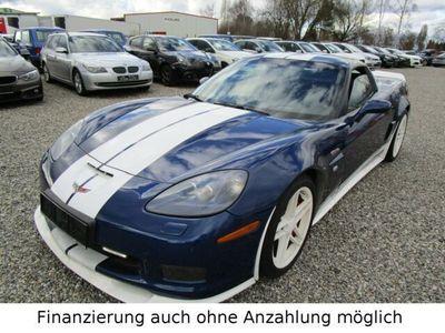 gebraucht Corvette Z06 C6*EU-Modell-ZR1 Spoilerkit-Klappenauspuff*