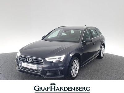 gebraucht Audi A4 Avant 3.0 TDI quattro s-line LED Navi GRA