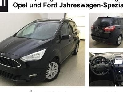 gebraucht Ford Grand C-Max 1.5 EcoBoost Cool&Connect AT Navi R/Cam 7Sitz.