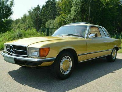 gebraucht Mercedes 450 SLC W 107 Coupe mit H- Zulassung
