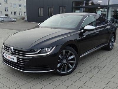 gebraucht VW Arteon Elegance 2.0 TDI*NAVI*LED*ACC*MULTIKAMERA*SPORTSITZE*