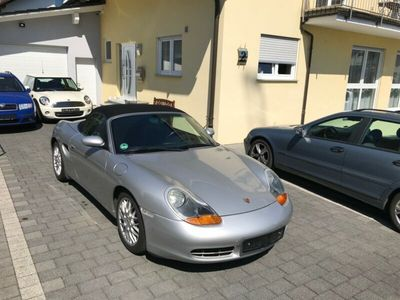 gebraucht Porsche Boxster Basis