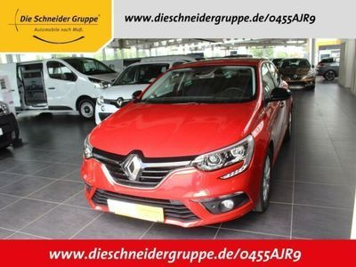 gebraucht Renault Mégane TCe 140 EDC GPF Limited Deluxe