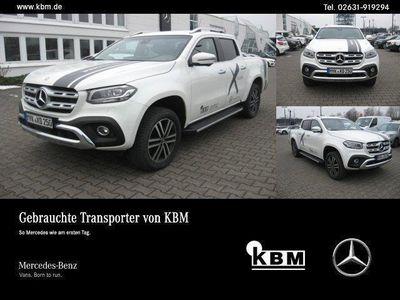 gebraucht Mercedes X250 X 250 X POWER ED d 4MATIC Klima, Navi, Kamera, AHK