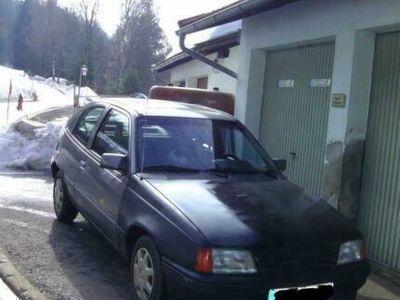 used Opel Kadett E CC 1.4i
