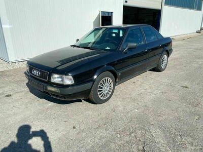 gebraucht Audi 80 2.0 E Euro Limosine Klima